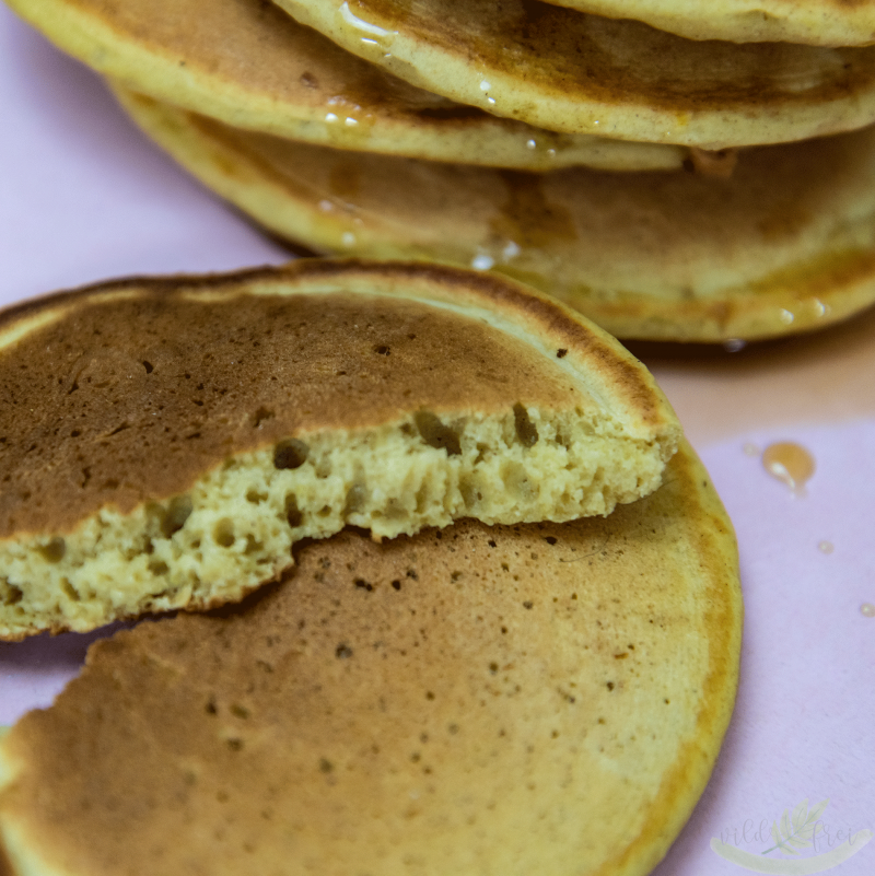 Pancakes Sauerteig