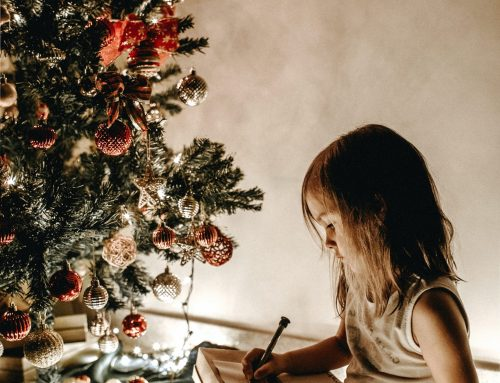 5 Tipps für das Weihnachtsessen mit Kleinkind