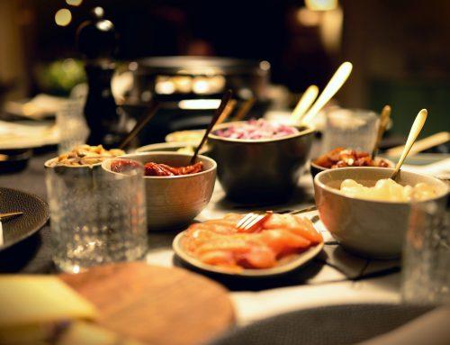 veganes Raclette in gesund – wie du dein Festtagsraclette für die ganze Familie gestalten kannst